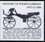 History of Warrnambool 1847 to 1886