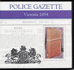 Victoria Police Gazette 1894