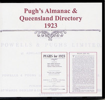 Pugh's Almanac and Queensland Directory 1923