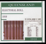 Queensland State Electoral Roll 1910