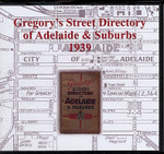 Adelaide Street Directory 1939 (Gregory)