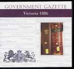 Victorian Government Gazette 1886