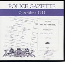Queensland Police Gazette 1911