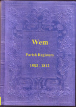 Shropshire Parish Registers: Wem 1583-1812