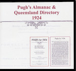 Pugh's Almanac and Queensland Directory 1924