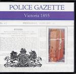 Victoria Police Gazette 1895