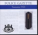 Tasmania Police Gazette 1925
