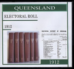 Queensland State Electoral Roll 1912