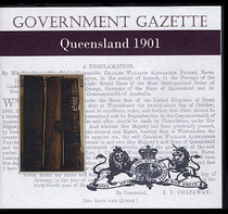 Queensland Government Gazette 1901