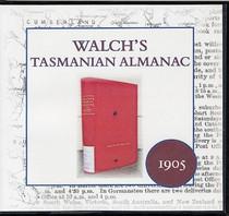 Walch's Tasmanian Almanac 1905