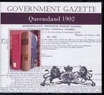 Queensland Government Gazette 1902