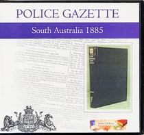 South Australian Police Gazette 1885