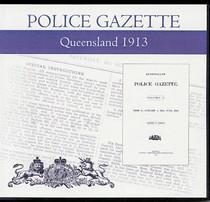 Queensland Police Gazette 1913
