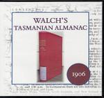 Walch's Tasmanian Almanac 1906