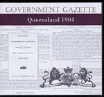 Queensland Government Gazette 1904