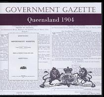 Queensland Government Gazette 1904