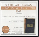 South Australian Almanac and Directory 1847 (Stephens)