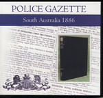 South Australian Police Gazette 1886