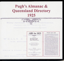 Pugh's Almanac and Queensland Directory 1925