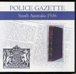South Australian Police Gazette 1936
