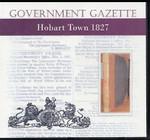 Hobart Town Gazette 1827