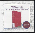 Walch's Tasmanian Almanac 1907