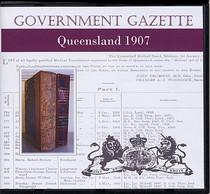 Queensland Government Gazette 1907