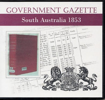 South Australian Government Gazette 1853