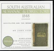 South Australian Almanac and Directory 1848 (Stephens)