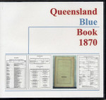 Queensland Blue Book 1870