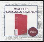 Walch's Tasmanian Almanac 1908