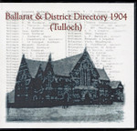Ballarat and District Directory 1904 (Tulloch)