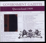 Queensland Government Gazette 1909