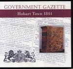 Hobart Town Gazette 1844
