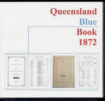 Queensland Blue Book 1872