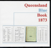 Queensland Blue Book 1873