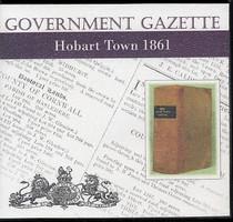 Hobart Town Gazette 1861