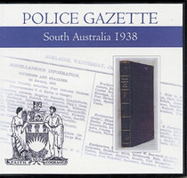 South Australian Police Gazette 1938