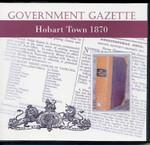Hobart Town Gazette 1870