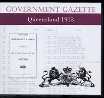 Queensland Government Gazette 1913