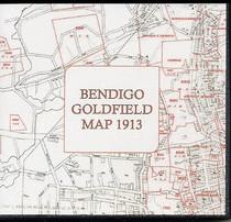 Bendigo Goldfield Map 1913