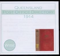Queensland Post Office Directory 1914 (Wise)