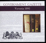 Victorian Government Gazette 1895