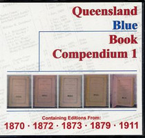 Queensland Blue Book Compendium 1