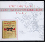 South Australia Country Business Directory 1952-1953