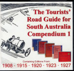 Tourists' Road Guide: South Australia Compendium 1