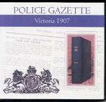 Victoria Police Gazette 1907
