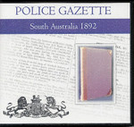 South Australian Police Gazette 1892