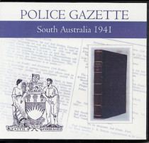 South Australian Police Gazette 1941