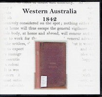 Western Australia 1842